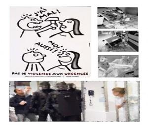 Violence aux Urgences @ Centre hospitalier